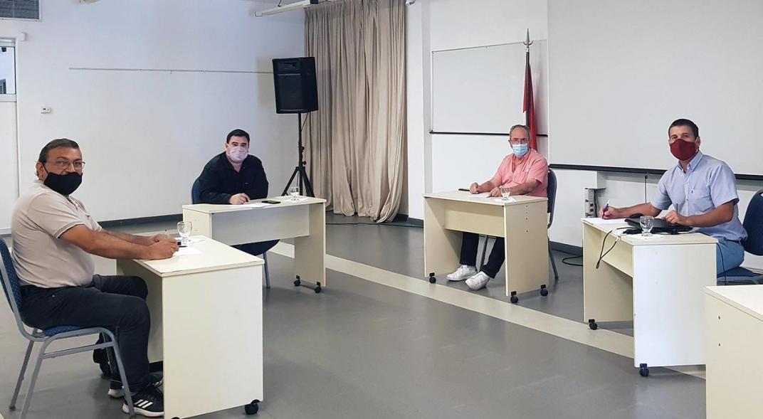 La regularización de obra en municipios y comunas fue rubricada por todos los colegios profesionales de la construcción
