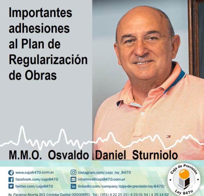 Alta adhesión al Plan de regularización de Obras