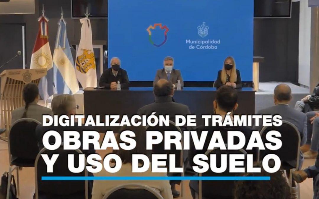 Digitalización de trámites municipales