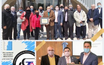 El Colegio recibe reconocimiento de la Legislatura de la Provincia