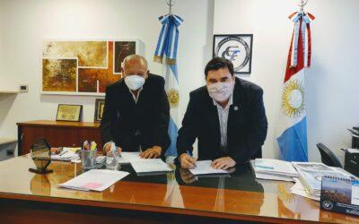 Convenio con el Colegio de Técnicos de Jujuy